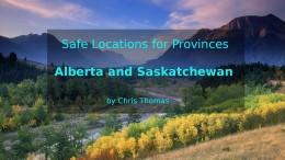 Safe Location video for Alberta andSaskatchewan.
