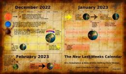 "The New ""Last Weeks""Calendar."