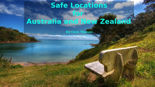 Map Of Australia Video.New Video Safe Locations For Australia And New Zealand